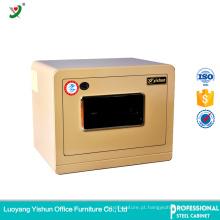 Caixa de dinheiro seguro de uso doméstico mini segurança segura
