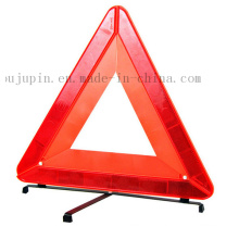 OEM Traffic Road Reflective Car Triangular Warning Sign