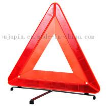 Sinal de aviso triangular do carro reflexivo da estrada do tráfego do OEM