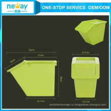 Высокое Качество Портативный Цветной Пластиковый Ящик Для Хранения