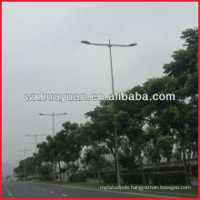 utility galvanized steel pole