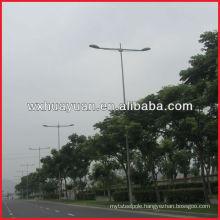 utility galvanized steel pole