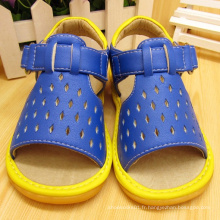 2016 Baby Boy Squeaky Sandals Blue