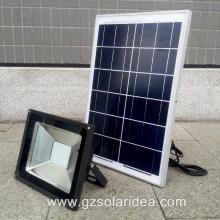 تصميم ديسيباتيون بدعم بالطاقة الشمسية ضوء الفيضانات