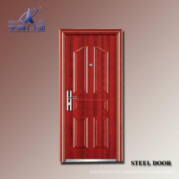 Puerta de seguridad de hierro-Yf-S80