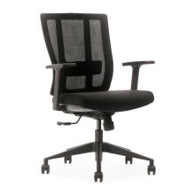 Günstige Büro Kommerziellen Lift Tilting Swivel Mesh und Stoff Stuhl