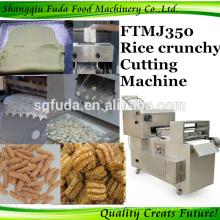 China automatic chin-chin cutting machine