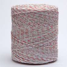 China supplier poly wire electric fence 200m /400m in rolls