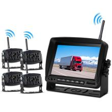 Quad View Wireless Backup Camera System