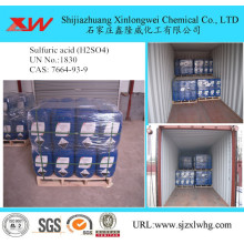 Sulfuric Acid 98% Quotation Concentrate