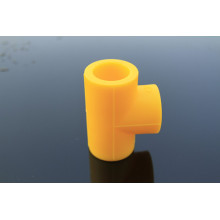 Luz wight Equal tee pipe fitting
