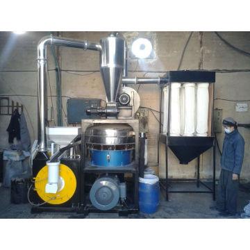Pulverizador do PVC 300kgs