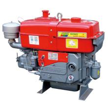 Дизельный двигатель с водяным охлаждением Zs1100 / Jd Дизельный двигатель Zs1100