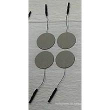 Selbstklebender Elektrodendurchmesser 50 mm für Zehner