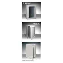 2015 Tibox Новый Плексигласа двери-внутренние двери настенный корпус, Класс защиты IP66