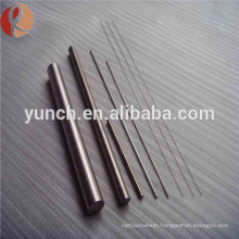 Polished 95%tungsten cylinder for balance weight