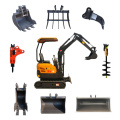 Mini excavators hydraulic excavators for sale
