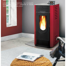Automatic Ignition Wood Pellet Stove for Sale
