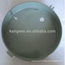 Couvercle en fonte d'aluminium ISO 9001: 2008