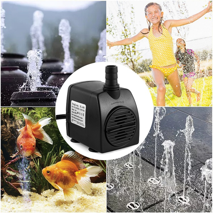 Submersible Pump Aquarium Water Pump
