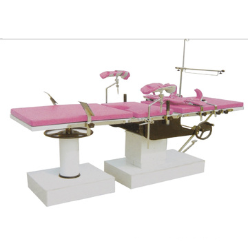 Manual Universal Operating Table for Obstetric Surgery Jyk-B7202m