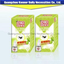 Líquido de mosquito elétrico recarregável natural puro feito em China