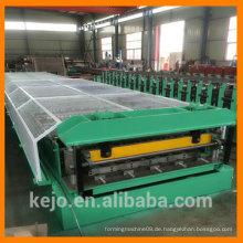 Dachziegel Umformmaschine
