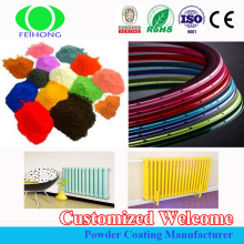 customized powder coating for householding