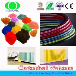 customized powder coating for householding