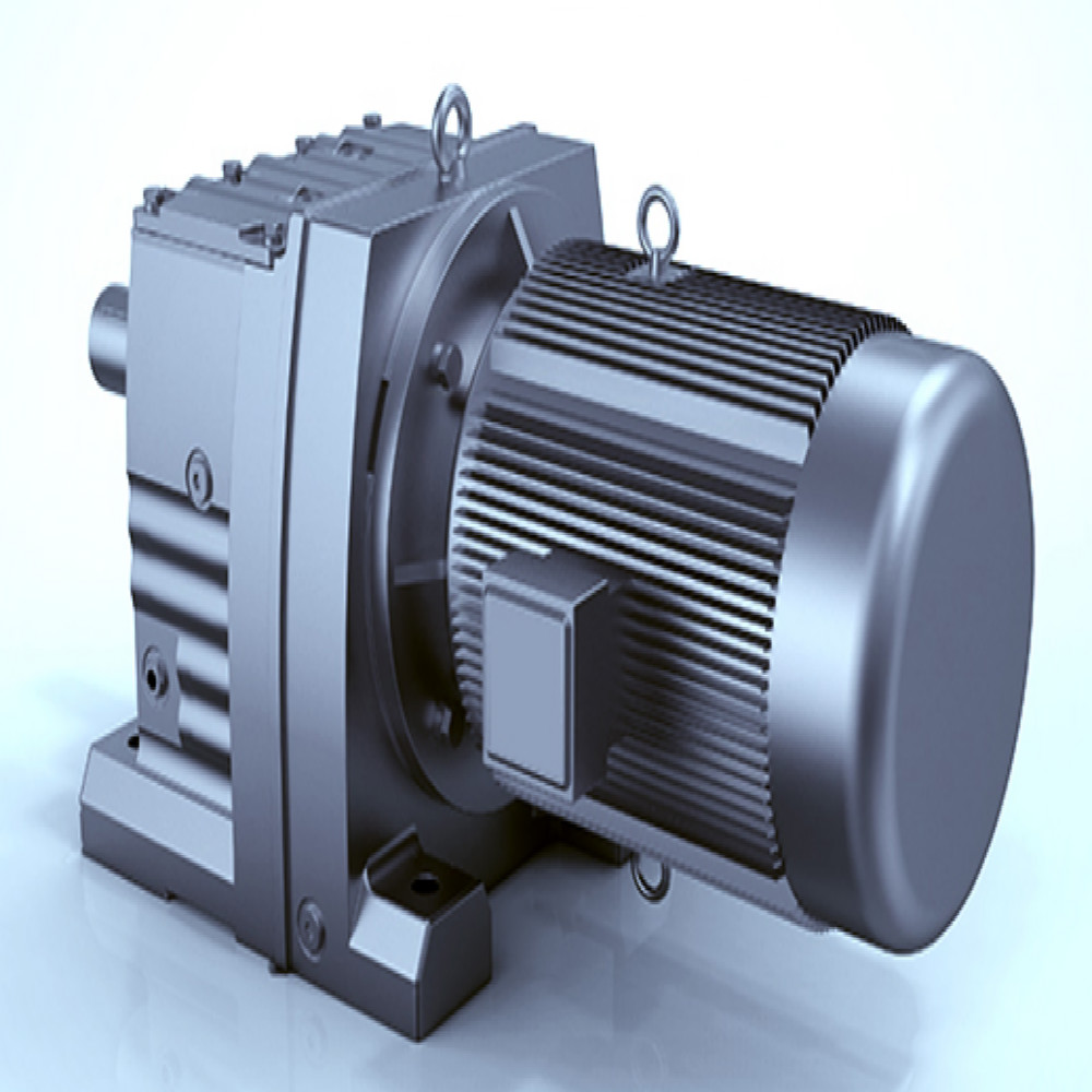 R Helical Speed Reducer