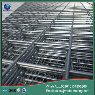 welded mesh panel pvc coated mesh panel