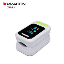 DW-83 Medidor portátil de presión arterial Oxímetro de pulso para dedo