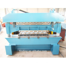Double Layer Metal Floor Decking Roll Forming Machine