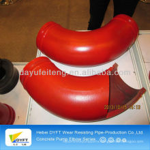 DN125*R260*90 long radius 90 degree bend