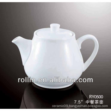 1150ml Hotel and restaurant used Chinese style Chaozhou tea pot wholesale
