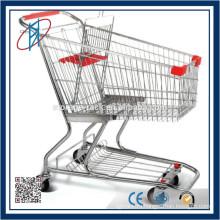 Складная тележка для супермаркетов