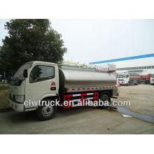 Alimentation en usine des véhicules de transport de lait liquide