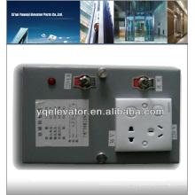 Caja de inspección de ascensor hitachi, caja de ascensor hitachi, piezas de ascensor hitachi