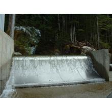 Écrans à cale pour les eaux usées