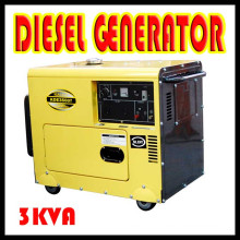 Hot Sale Generator in Middle Market 3kw, 5kw, 6kw Genset