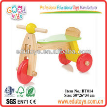 2012 New Wooden Trike Toys For Children