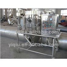 Secador de pulverización de alta velocidad de centrifugado LPG