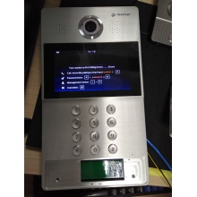 Smart Apartment Intercom System Building Sonnette vidéo