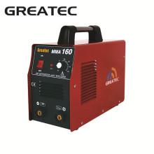 DC soldador Invertet máquina de soldadura de arco (mma160)