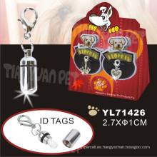 Máquina de etiqueta de identificación de mascotas, etiqueta de perro (yl71426)