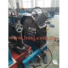 Placa de aço perfurada ou Walk Borads Roll formando máquina de produção Tailândia