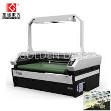 Camera Laser Machine for Cloth Cutting