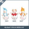 Muñecas de porcelana musicales hechas a mano al por mayor más vendidas
