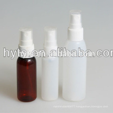 2014 hot sale empty 100ml plastic spray bottle