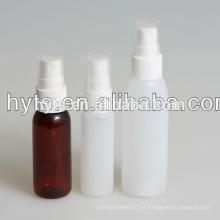 2014 venda quente garrafa de spray de plástico vazio de 100ml